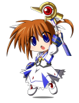 Nanoha confirmed for 2010.